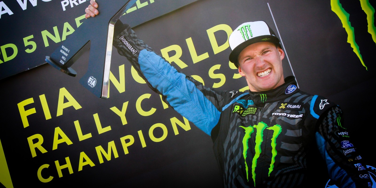 Day two images from the 2016 World RX of Norway