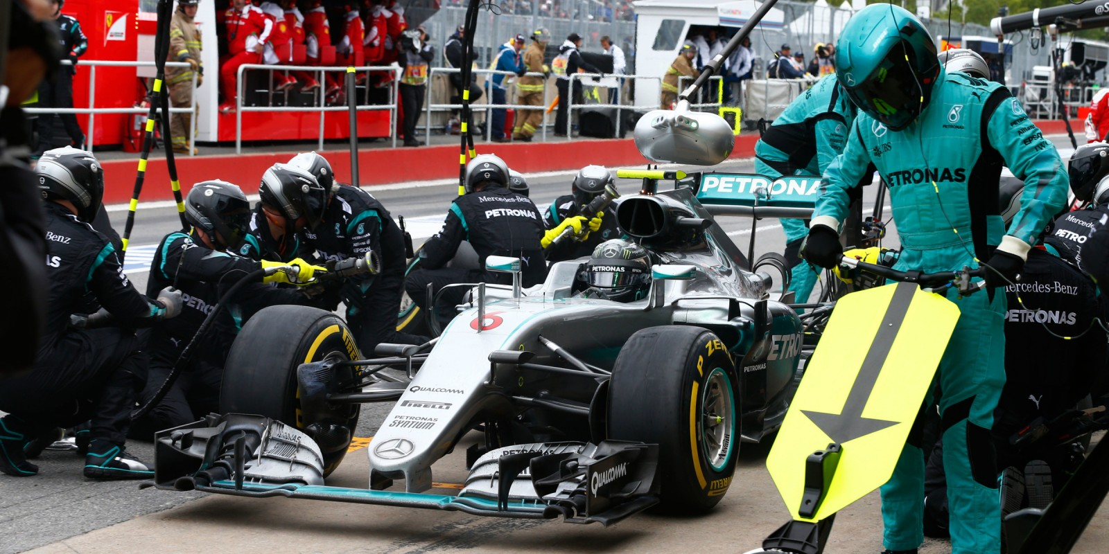 Race images from the 2016 Canadian Formula One Grand Prix