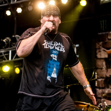 Suicidal Tendencies at 2015 Welcome to Rockville in Jacksonville, Florida