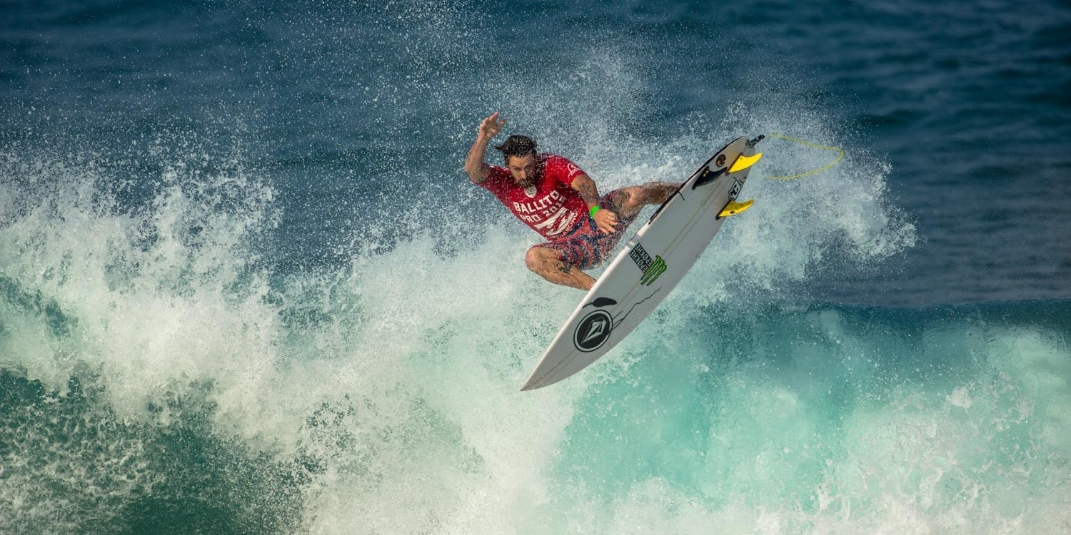 round of 24 and round of 16 at the ballito pro
