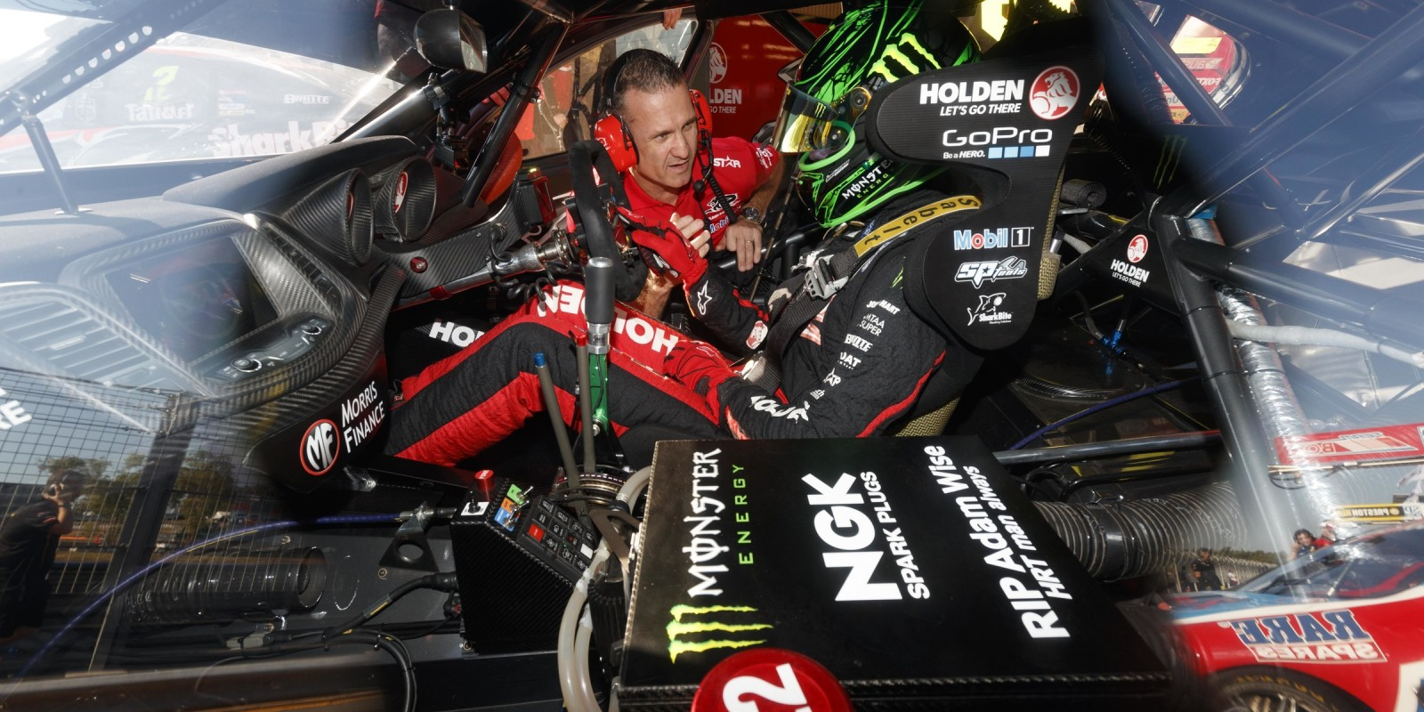 Supercars - Darwin - 2016 Holden Race Team - James Courtney