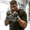 Rampage Jackson Training – Belabor Dynamite2 at the Huntington Beach Ultimate Training Facility in Huntington Beach, CA