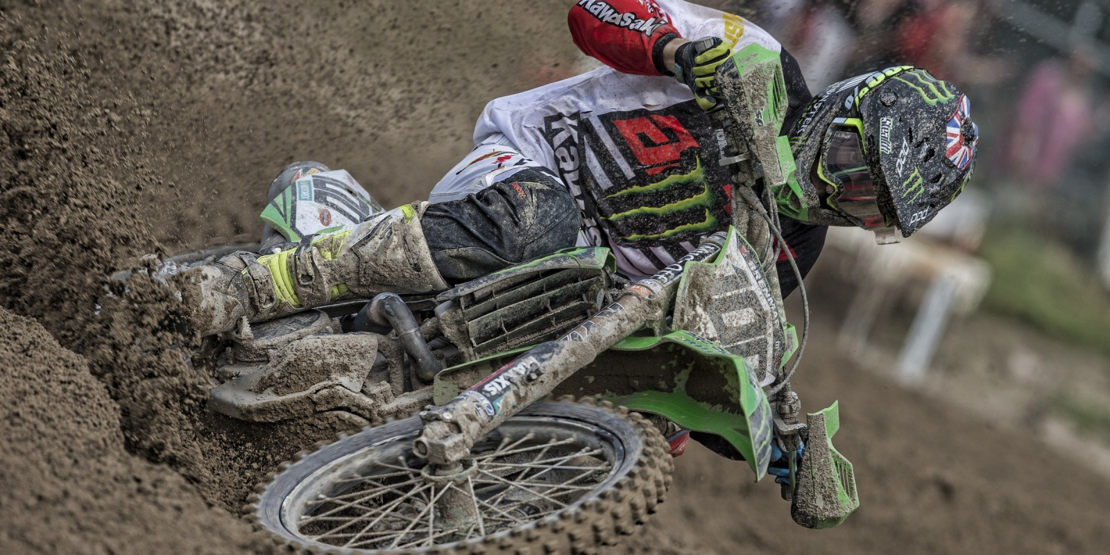 Tommy Searle at the 2016 MXGP of Lombardia