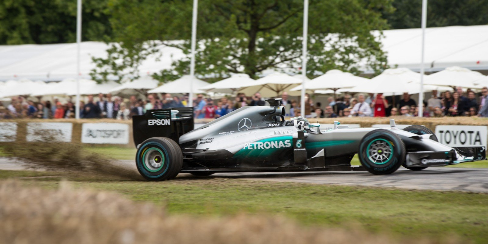 Images from Sunday Afternoon at Goodwood Festival of Speed 2016