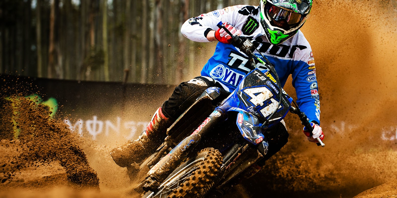 Tristan Purdon at Round 6 of South Africa MX Nationals in Teza, Richards Bay, South Africa