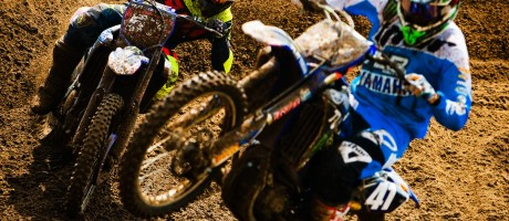 Justin Thompson at Round 6 of South Africa MX Nationals in Teza, Richards Bay, South Africa