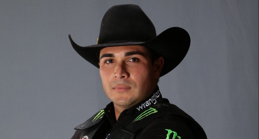 Robson Palermo READY FOR MONSTER WEEK OF BULL RIDING AT CALGARY STAMPEDE