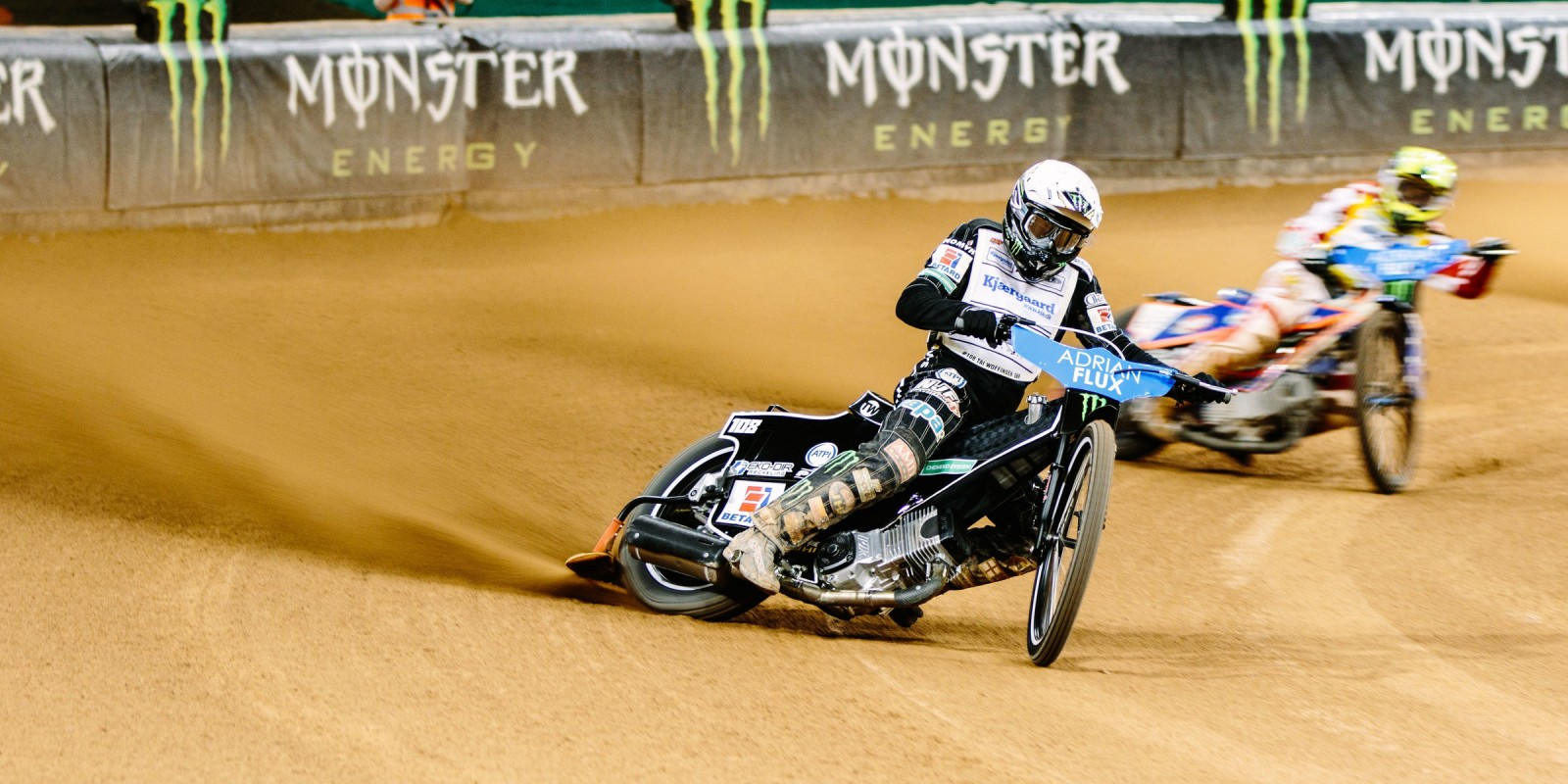 Images from the 2016 British Speedway Grand Prix