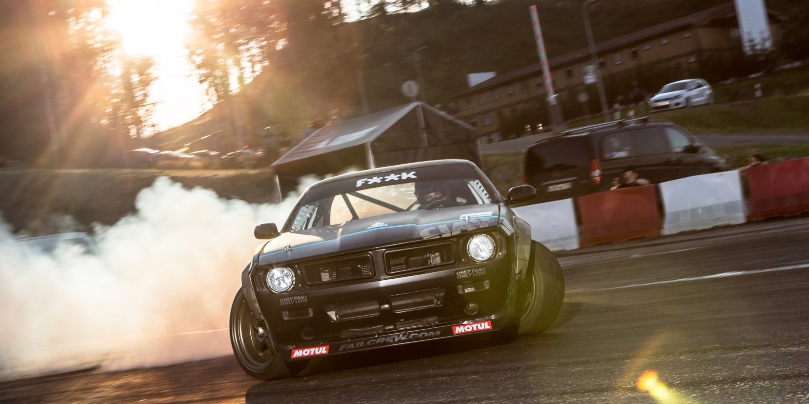 Images from Tsunami Picnic - drifting event in Saint Petersburg