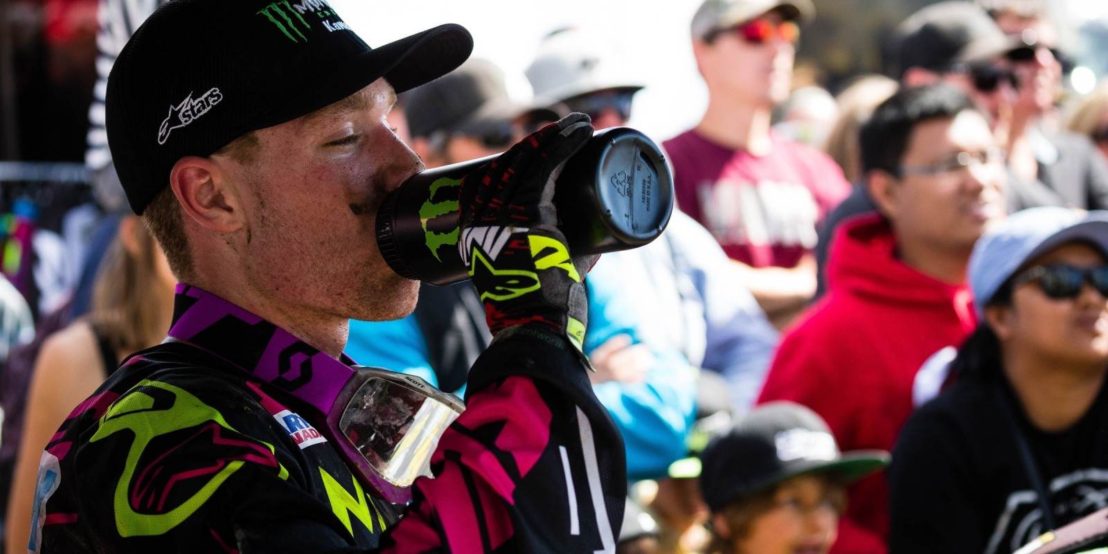 Lifestyle and action shots from the MX Nationals in Calgary, Alberta.