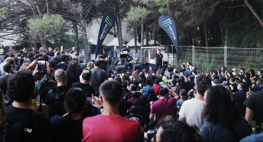 Images from Rock Off Festival Turkey 2016