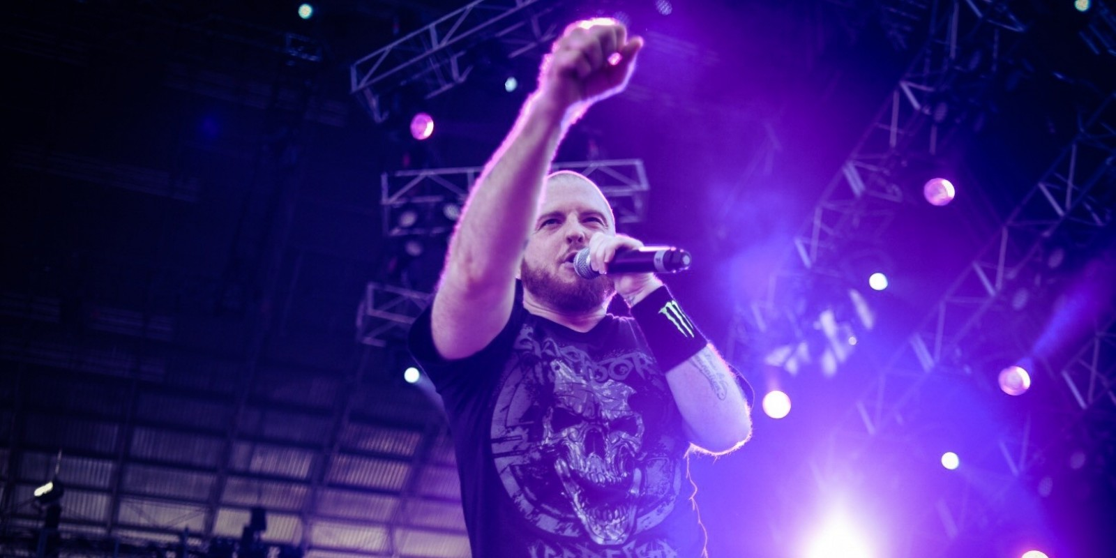 HateBreed live at Resurrection Fest
