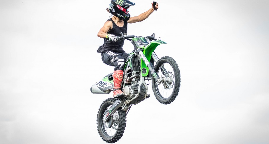 Freestyle Motocross from the 2016 Center of Gravity in Kelowna, BC