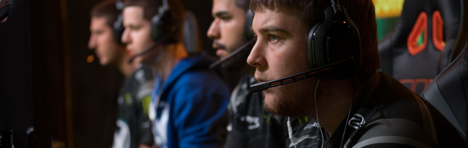 Call of Duty World League Stage 2 Finals, featuring Team EnVyUs