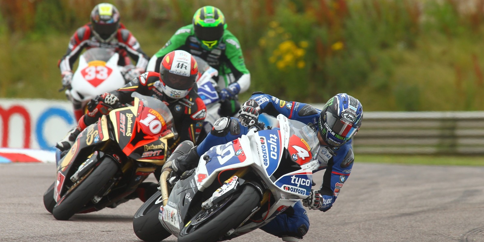 Images from BSB Round 6 Thruxton 2016
