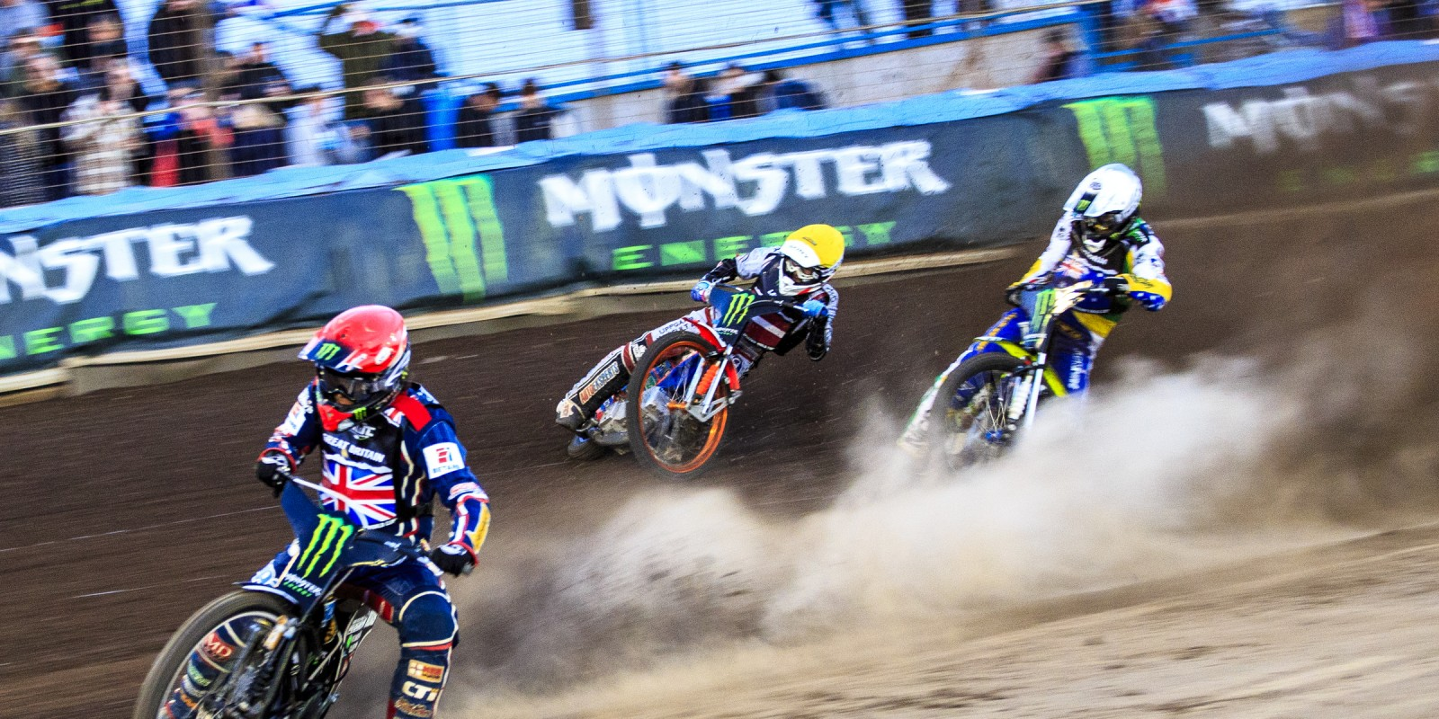 Images from Event Two of the 2015 Speedway World Cup