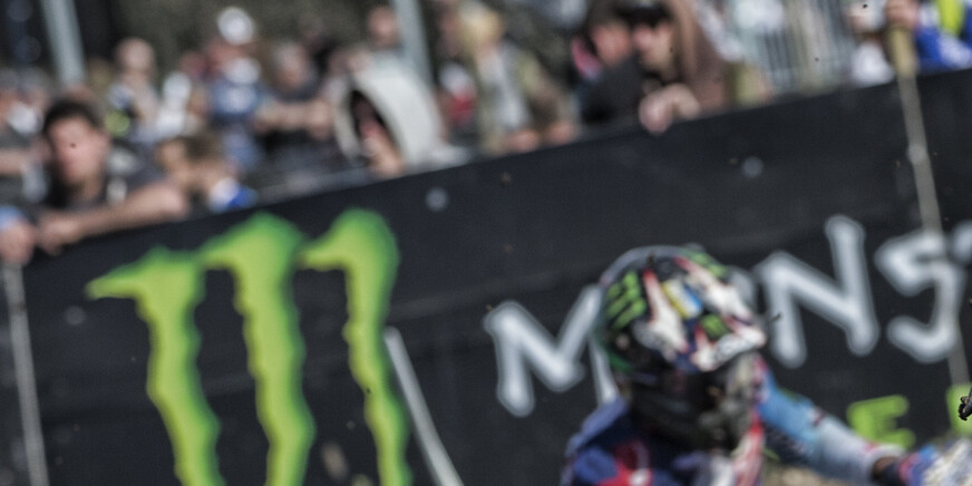 Valentin Guillod at the 2016 MXGP of Germany