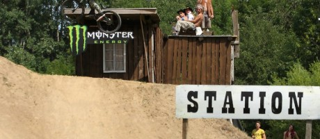 Monster Energy at the 2015 FFT Slopestyle, Usti
