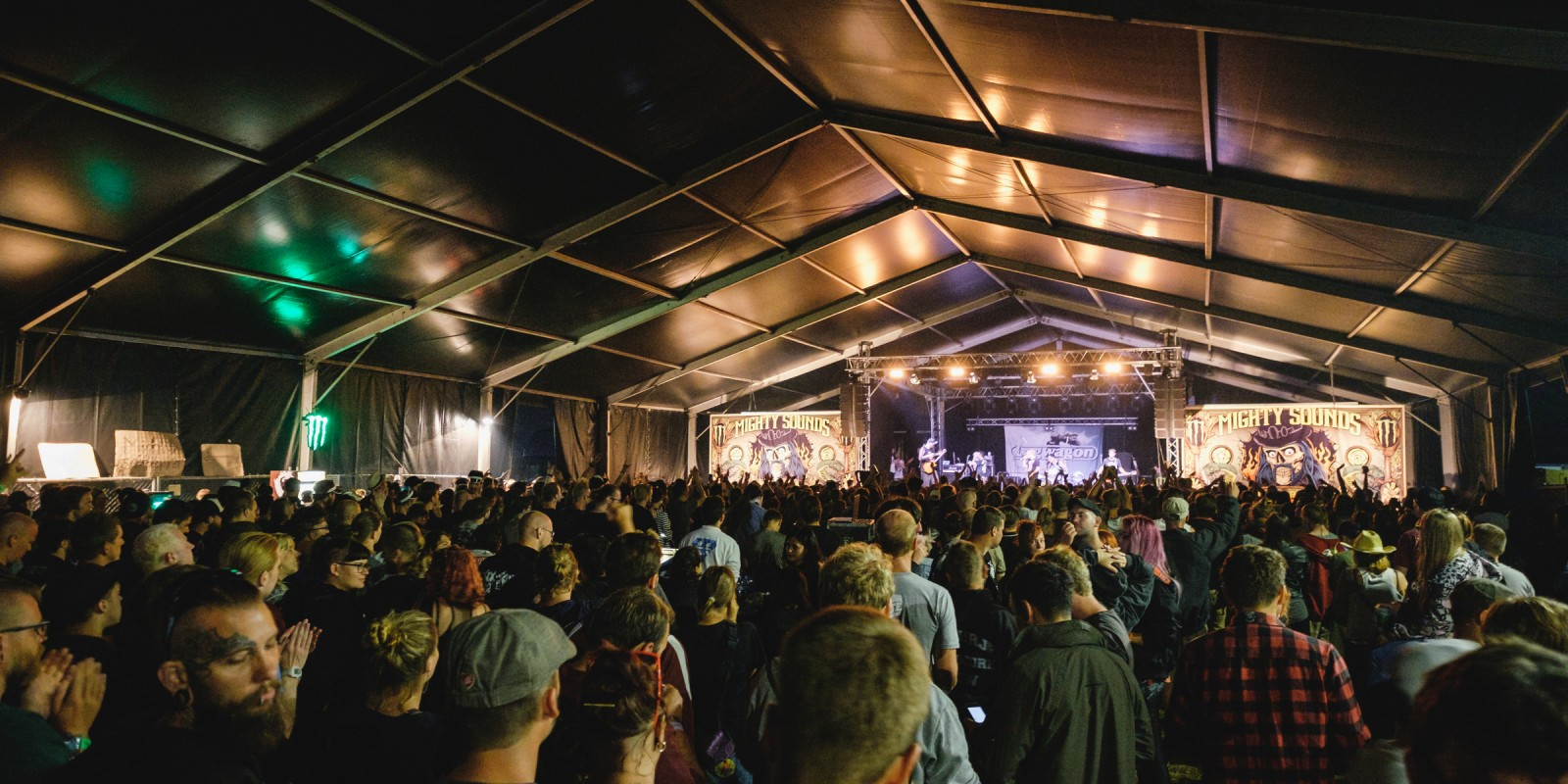 Mighty Sounds Music festival in Tábor 2016