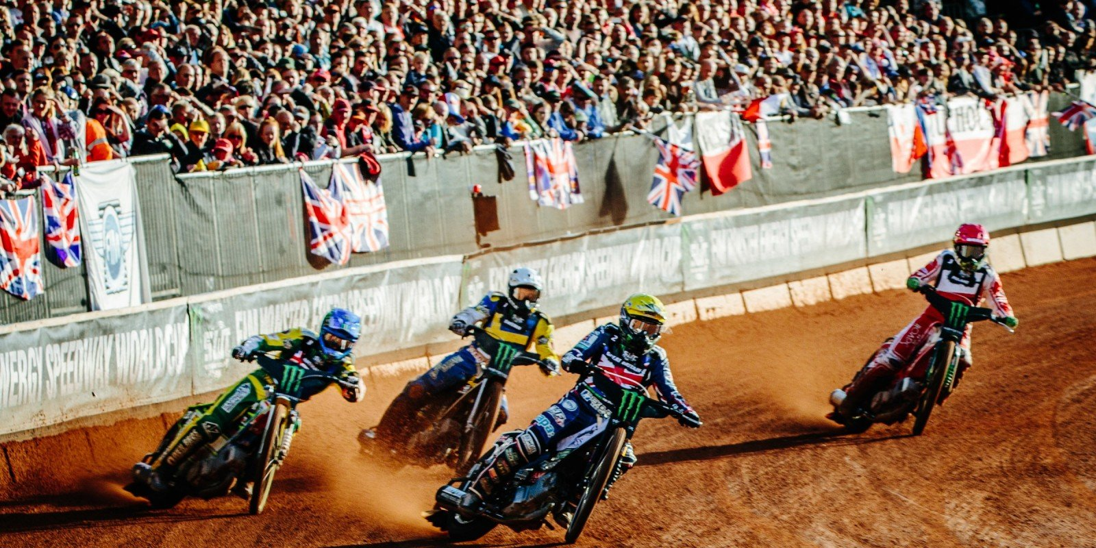 Images from the 2016 Monster Energy Speedway World Cup Final