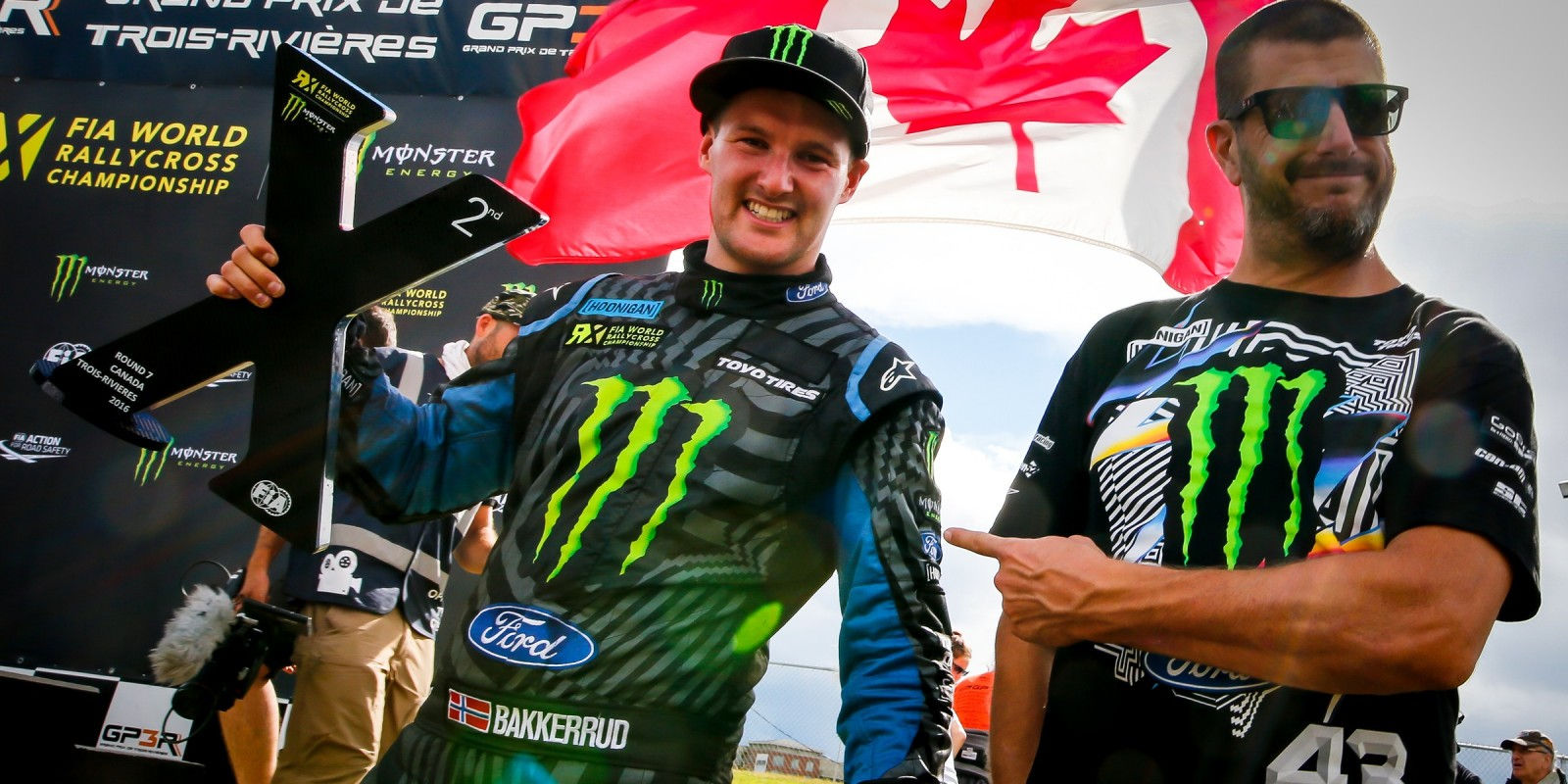 Day two images from the 2016 World RX of Canada