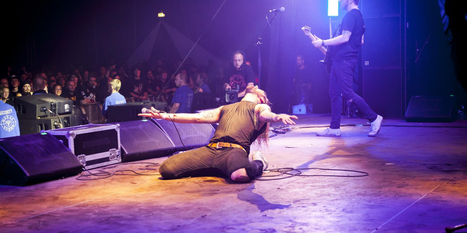 While She Sleeps at Wacken Open Air 2016.