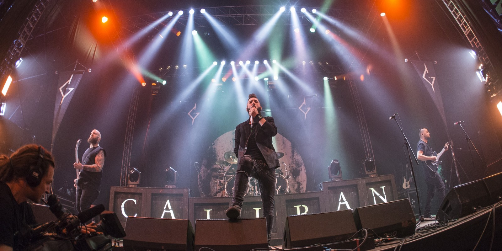 Caliban at Wacken Festival.