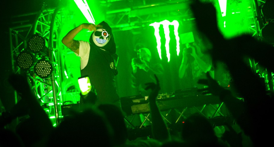 The Pit Party hosted by Grimehouse in Cape Town, South Africa