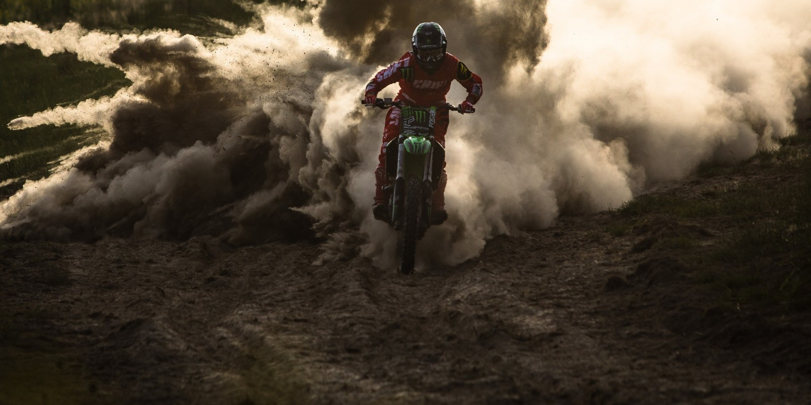 photos from the making of XGames RealMoto, Kris Foster in Kamloops, BC