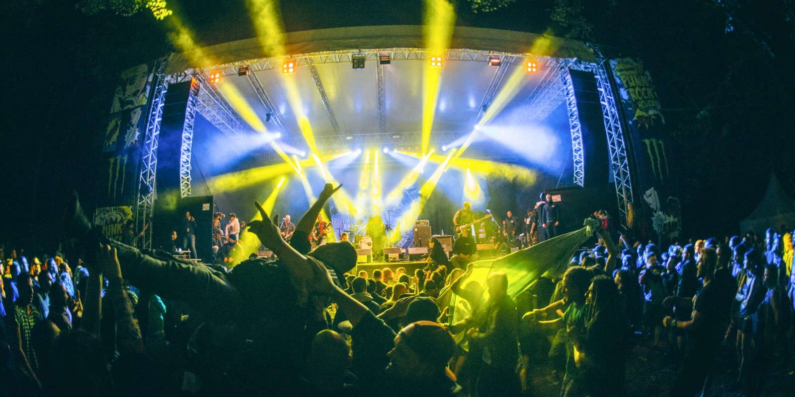 Music festival Punk Rock Holiday 1.6 in Slovenia, Tolmin from 9.8.2016. - 12.08.2016.