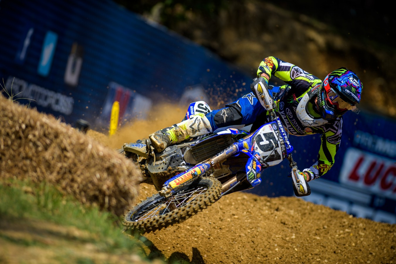 Justin Barcia during the 2016 Pro MX Nationals in Budds Creek Raceway - Mechanicsville, MD
