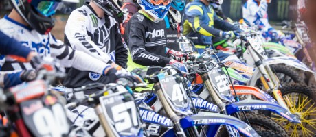 Monster athletes at Round 1 of South Africa MX Nationals in Harrismith, South Africa