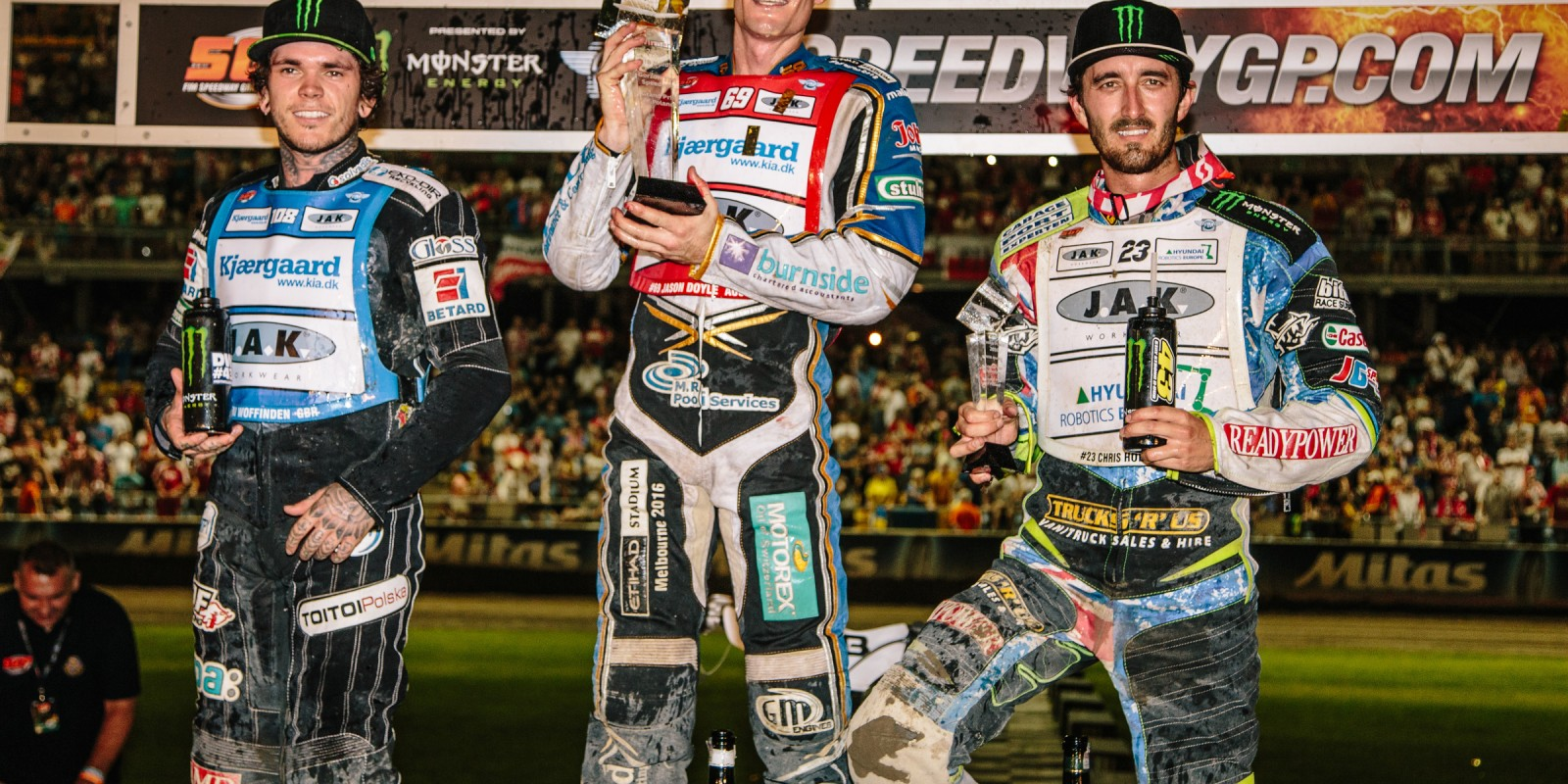 Images from the 2016 Polish Speedway GP