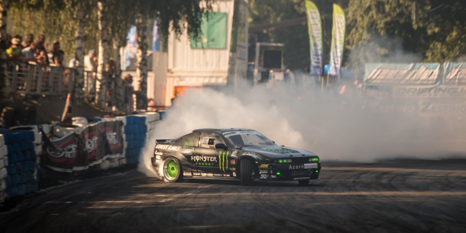Images from the Hungarian round of the 2016 Drift AllStars Championship