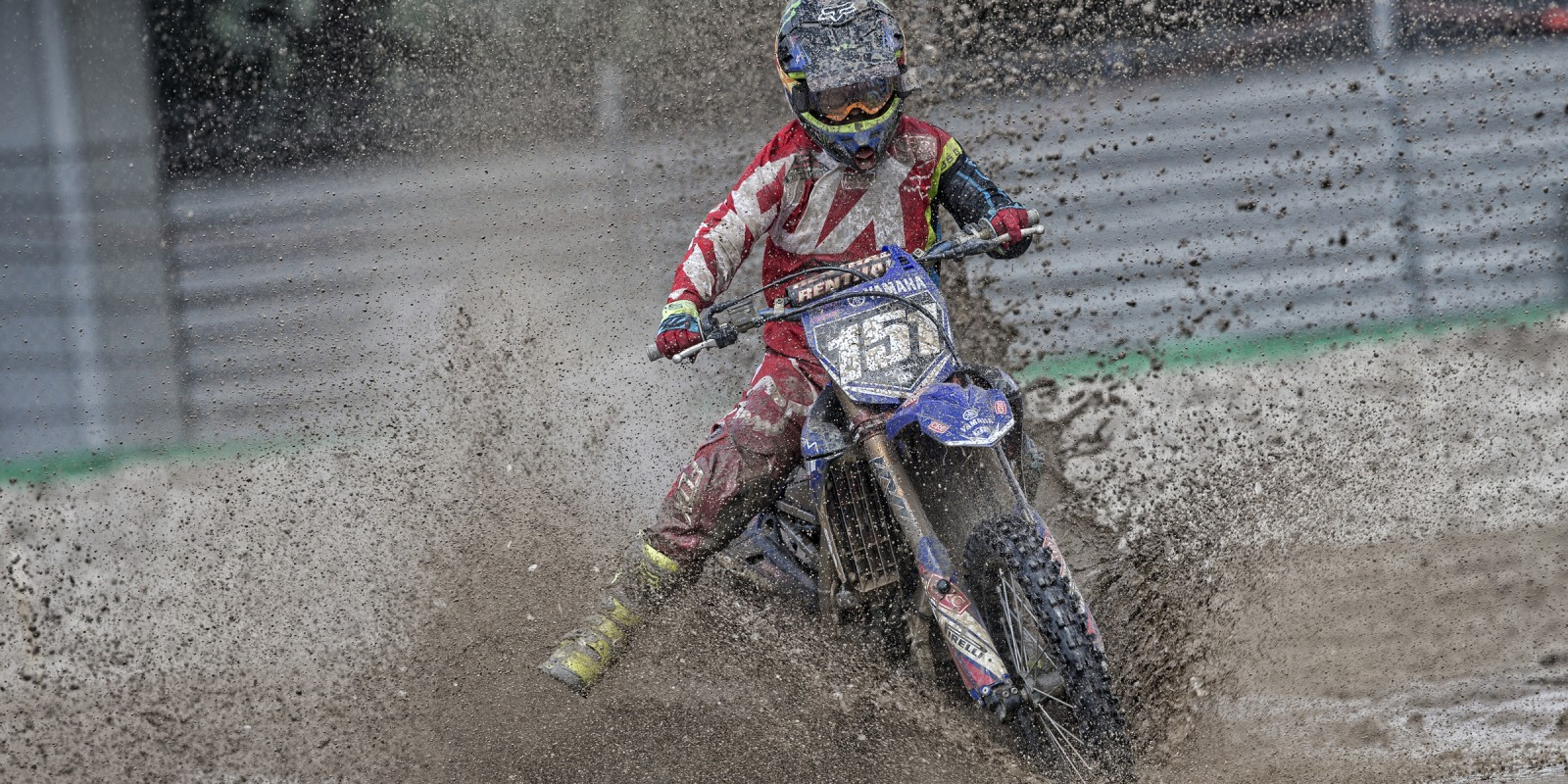 Courtney Duncan at the 2016 MXGP of the Netherlands