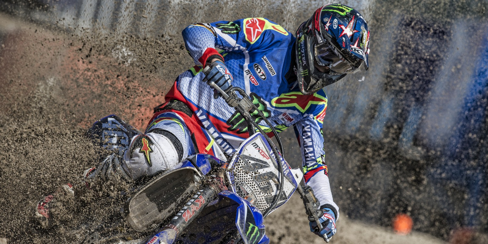 Romain Febvre at the 2016 MXGP of the Netherlands