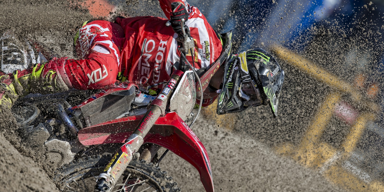 Tim Gajser at the 2016 MXGP of the Netherlands