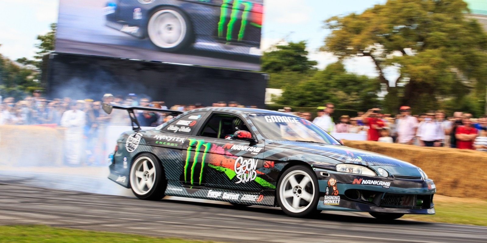 Buttsy Butler at Goodwood FOS