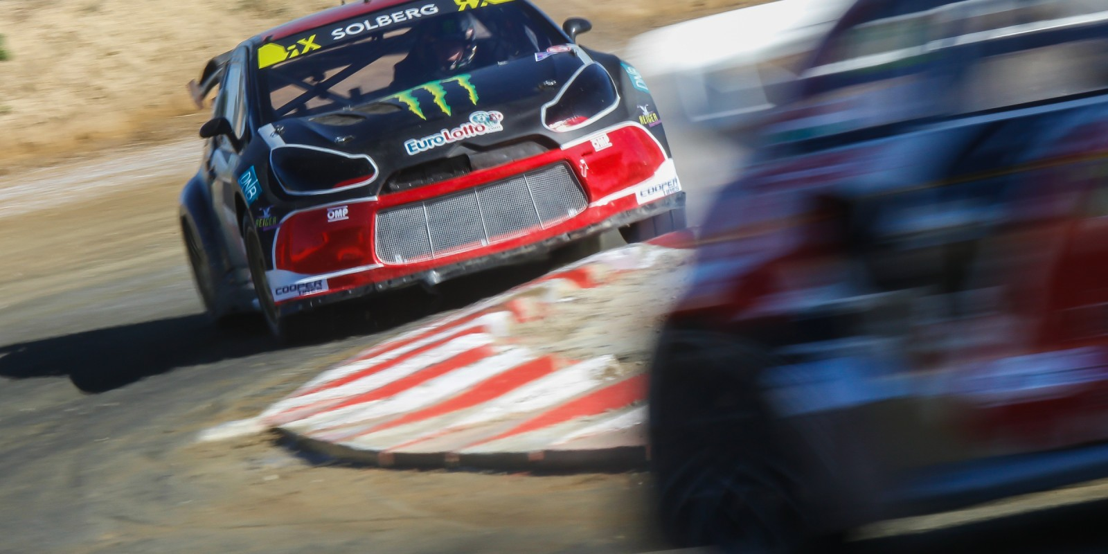 Day one / Saturday images from round eight of the 2016 World RX Championship