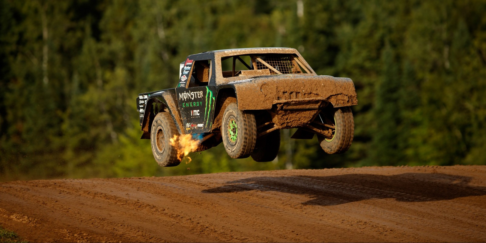 Casey Currie at the 2016 Off Road Championship Series at the AMSOIL Cup at Crandon