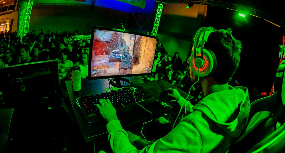 Monster Energy at the 2015 Play it Autumn