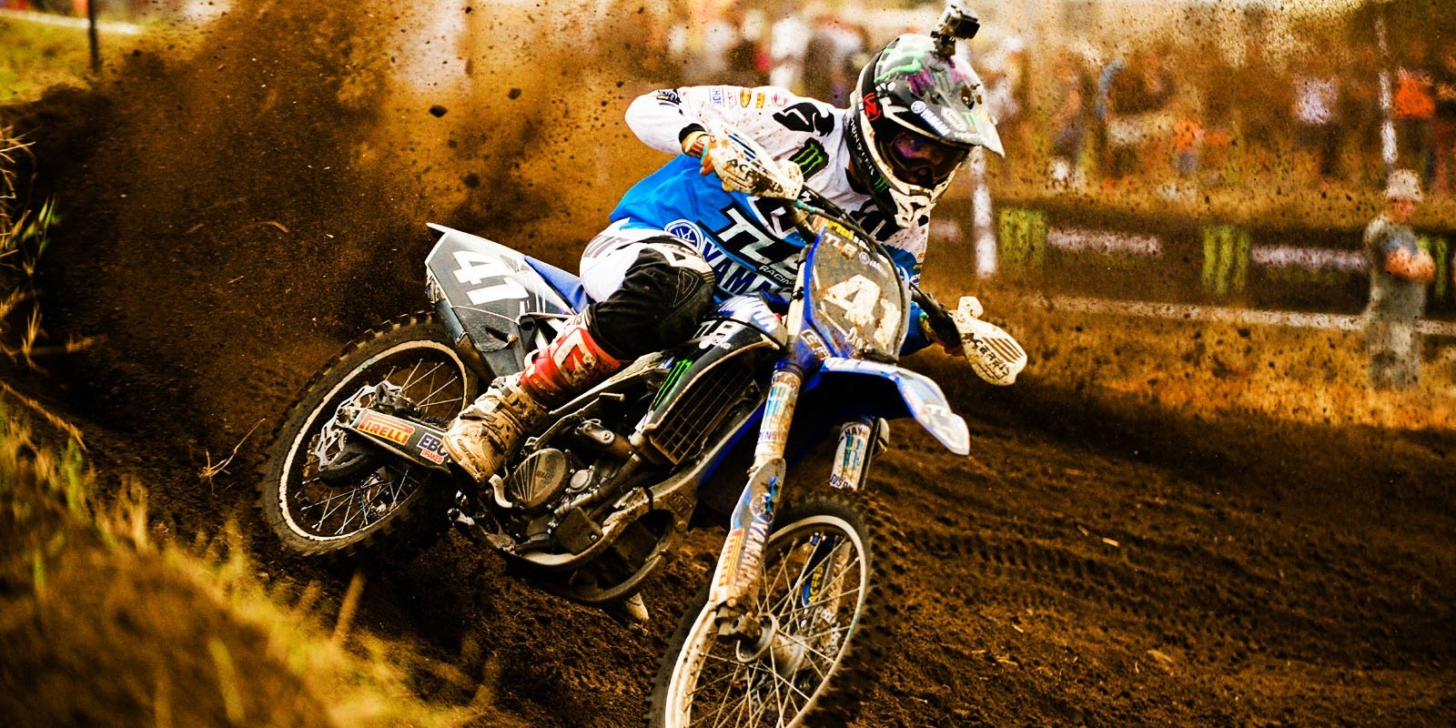 Tristan Purdon at Round 4 of South Africa MX Nationals in Springfield, Durban, South Africa