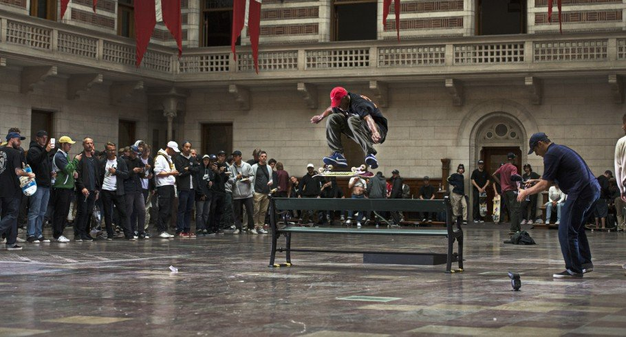 Ishod Wair at Day 4 of the 2016 CPH Open in Copenhagen, Denmark