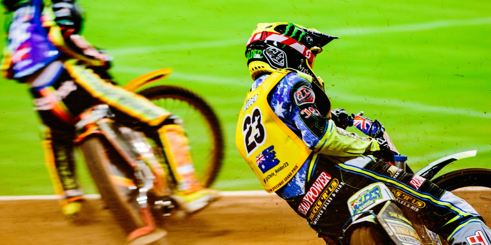 Images from the 2016 Stockholm Speedway GP