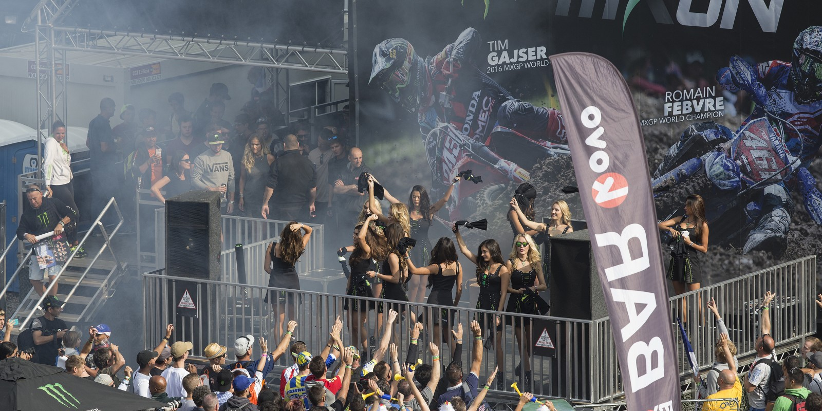 Photos from Saturday at Motorcross of Nations in Maggiora, Italy