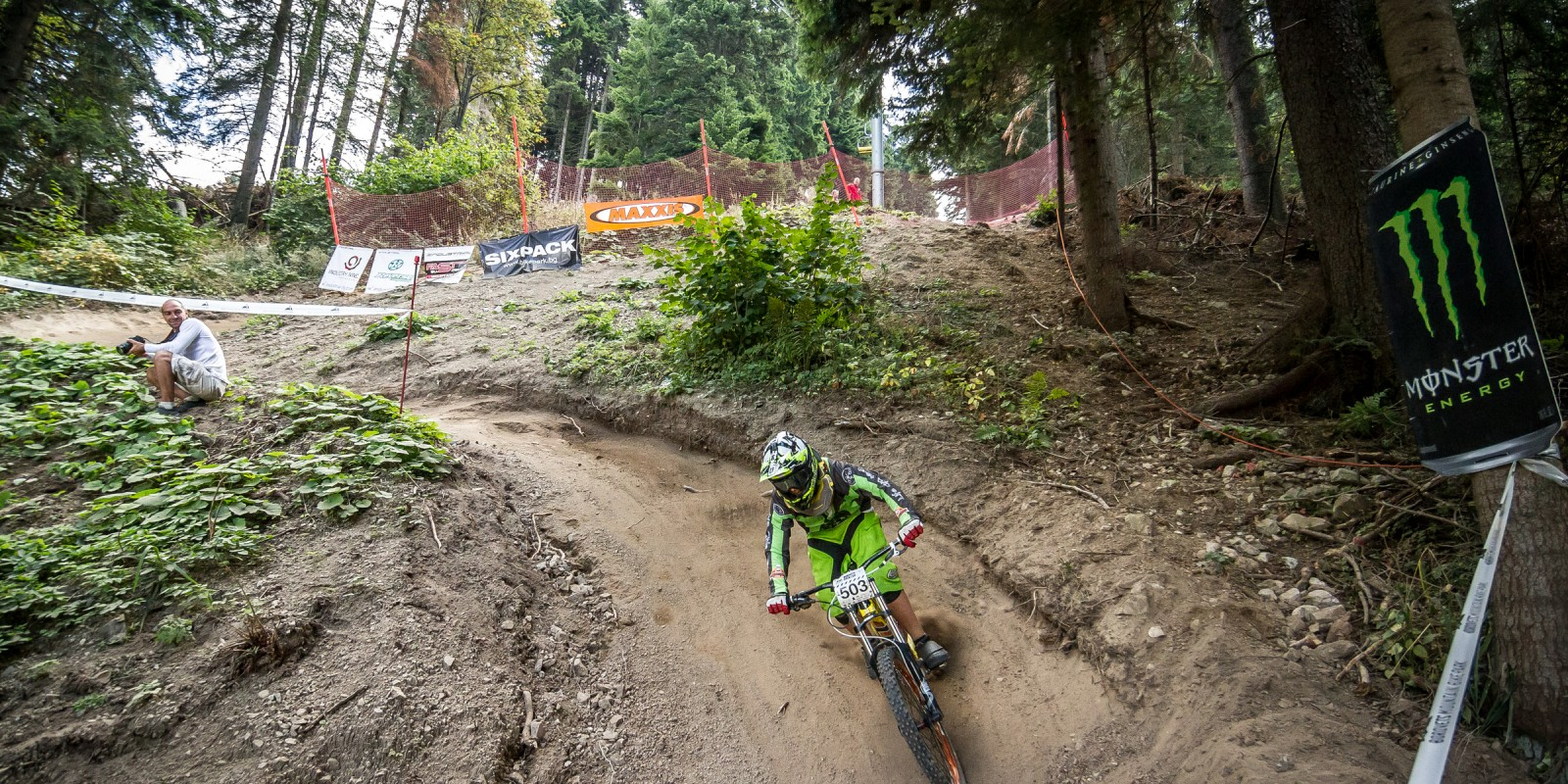 Borovets Open Cup was one of the biggest downhill mountain bike races of the season and ME supported the event.