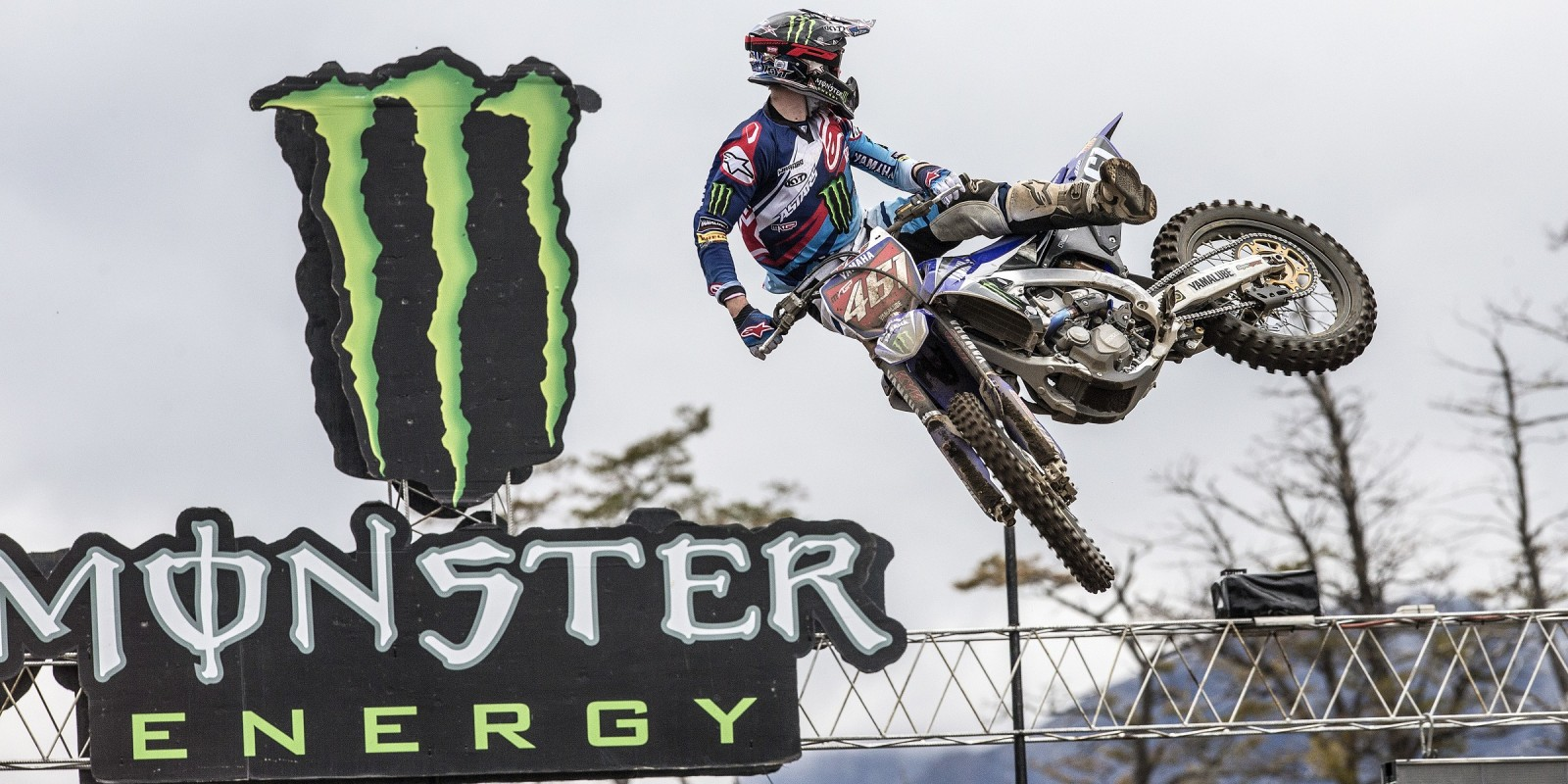 Romain Febvre at the 2016 MXGP of Argentina
