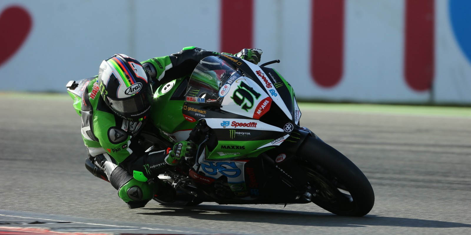 images from day one at BSB Assen