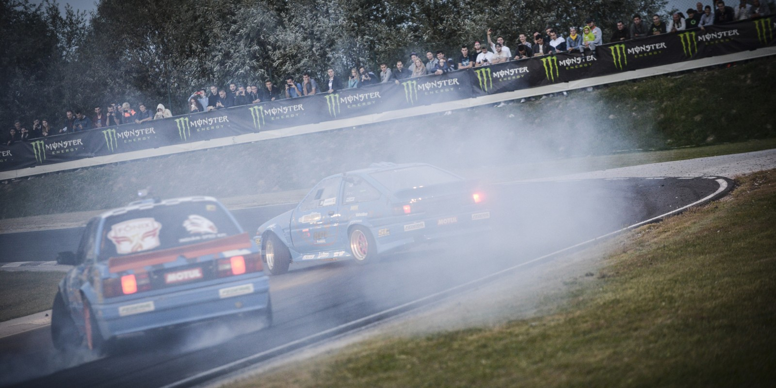 The last round of most famous regional drift event Adria Drift Series.
