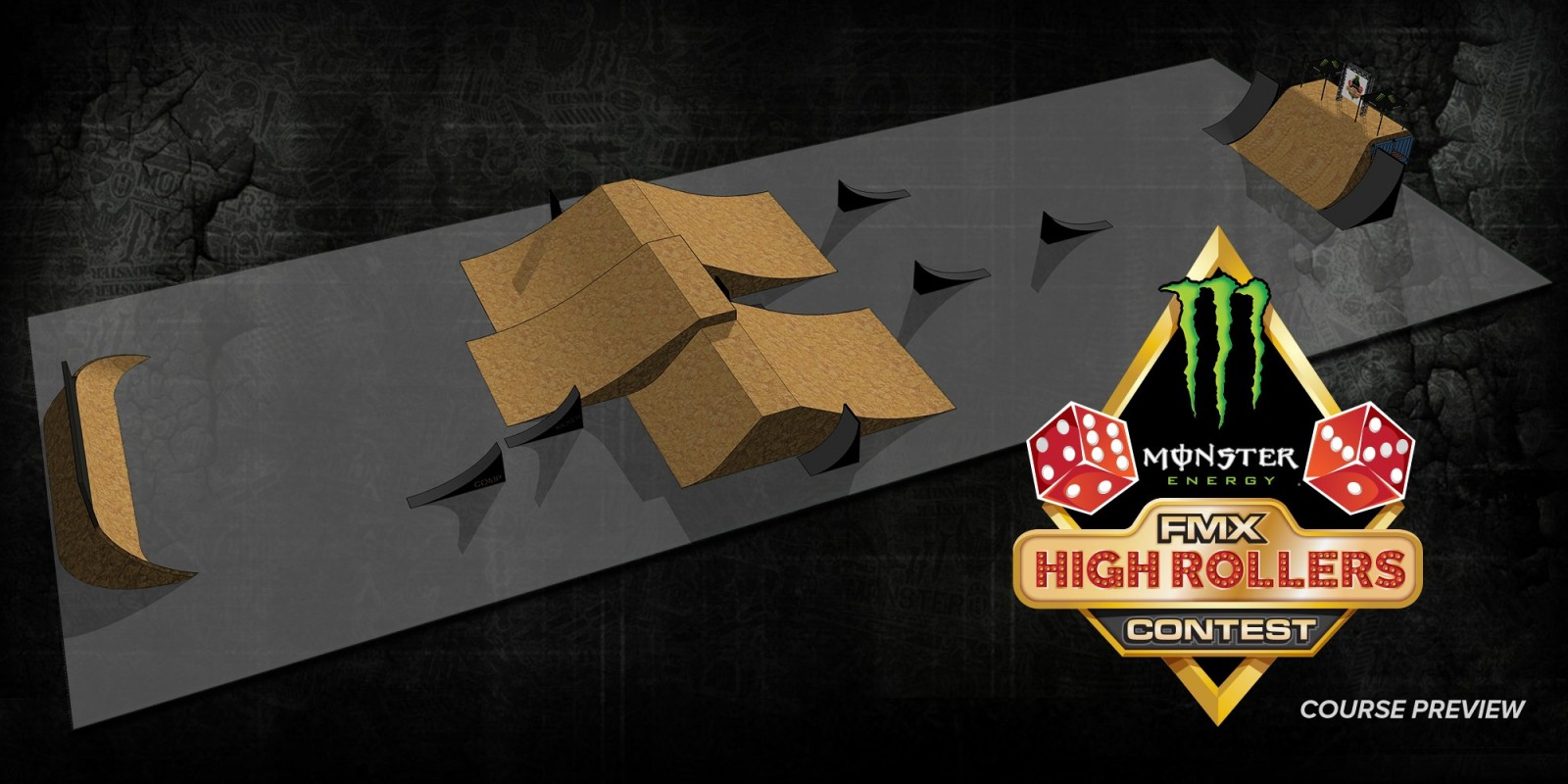 2016 FMX | High Rollers Track Preview hero image